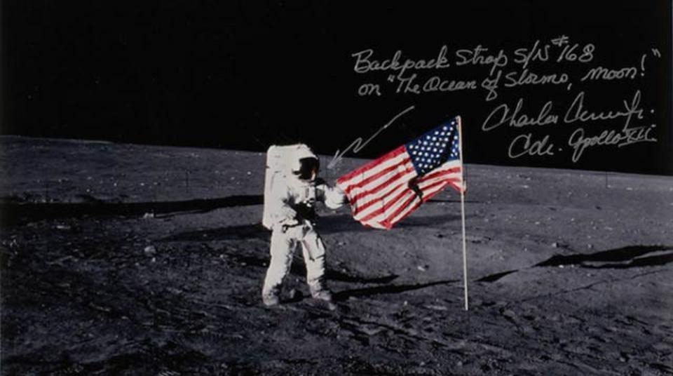 人類の宇宙への歩みの品93点がオークションへ、売上げ総額8000万円超え
