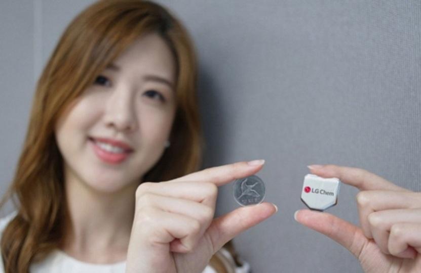 LGの新バッテリーはヘキサ(六角形)だ!