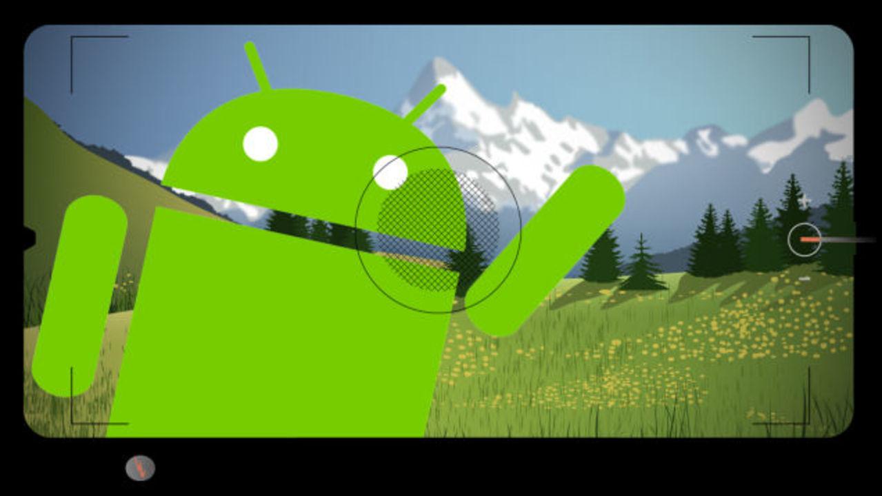 Androidのカメラアプリアップデート、ベストショットを自動的に選んでくれます