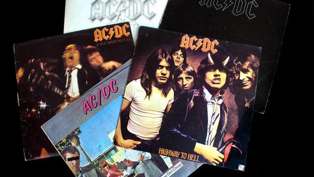 AC/DCが、SpotifyやAppleMusicなどでついに配信開始