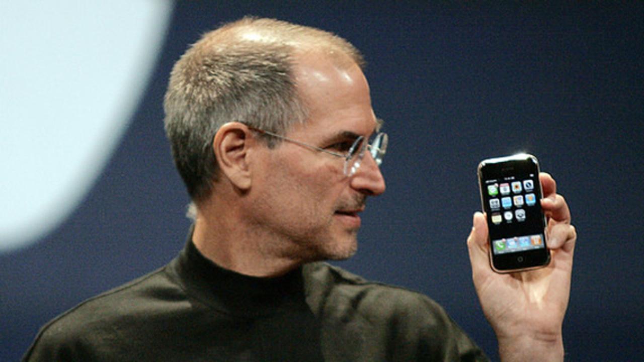 BlackBerryの元CEOは、ジョブズがiPhoneを出してきたとき愕然とした