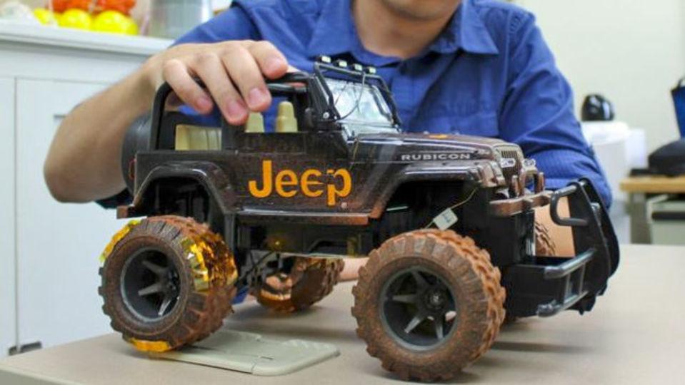 タイヤが自動車を充電する未来がやって来ます