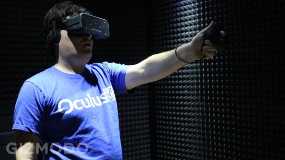Oculus創始者インタビュー「しばらくは座ったままの体験」