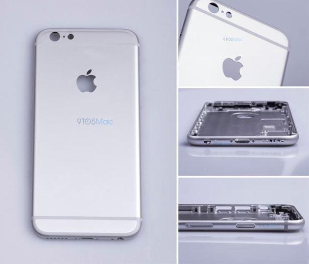 これはホンモノ? iPhone 6Sらしきボディの写真、流出
