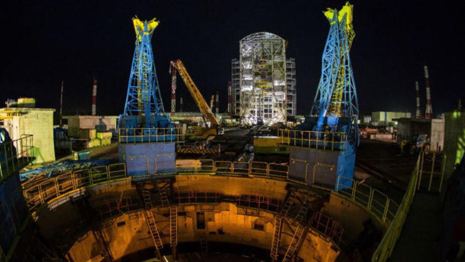 かっこいい! ロシアで建設中の宇宙基地