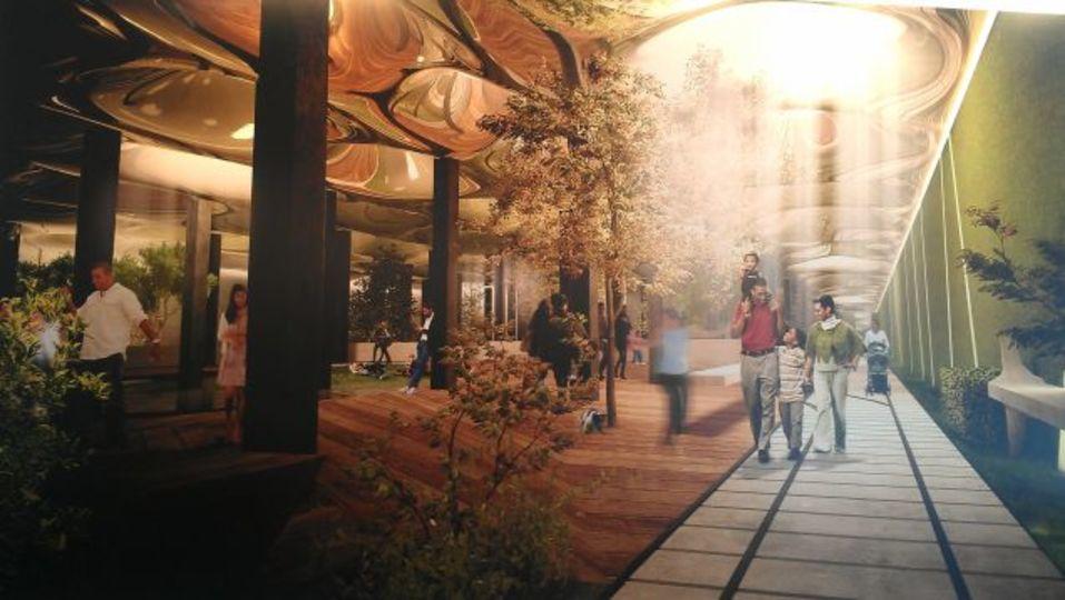 空を買う時代がくる? NYの地下公園開発で進む太陽光を売るビジネス