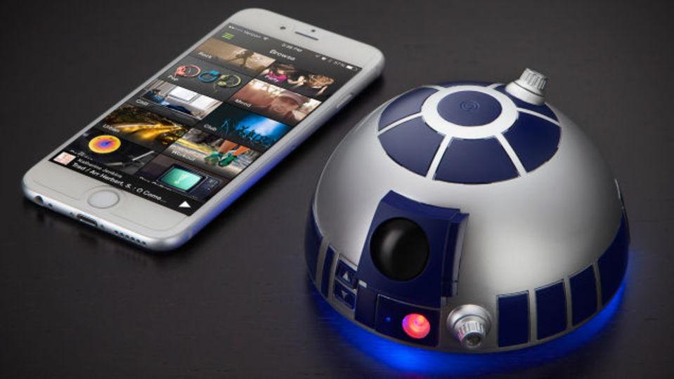 R2-D2のBluetoothスピーカーが発売されるようです