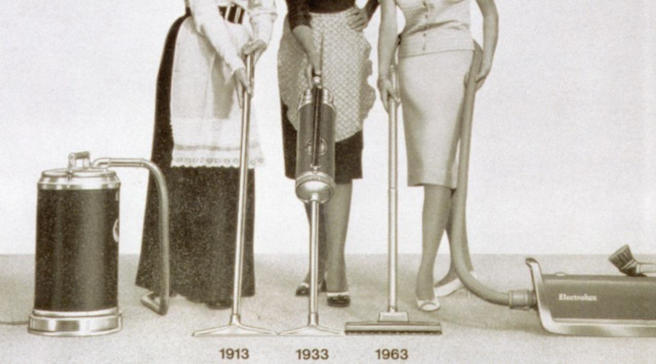 100年も前から存在する掃除機の歴史って知ってる?