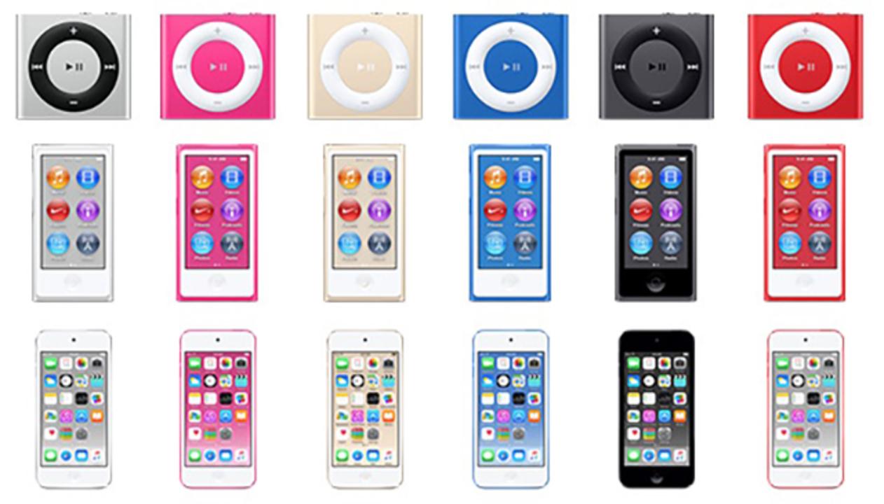 iPod touchのみメジャーアップデート?新型iPodがいよいよ明日登場するかも