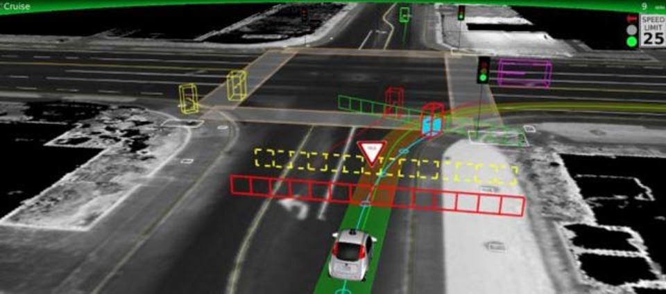 自動運転タクシーはエコにつながる! 温室効果ガス排出量を90%カット