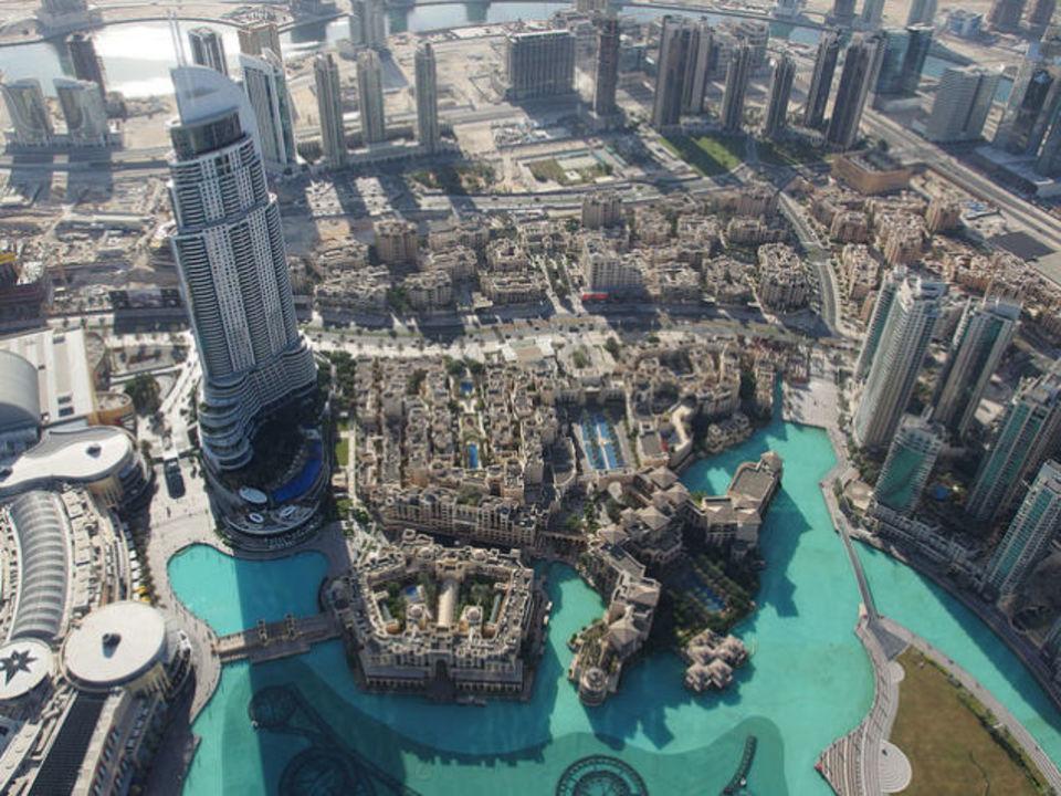 ブルジュ・ハリファの建築家、さらに高いビルを設計中