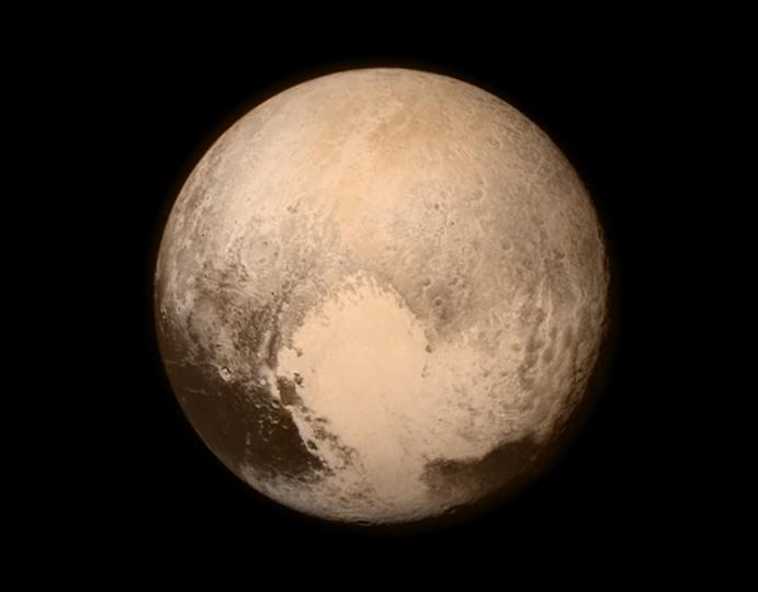 人類の冥王星探査の歴史、85年間を1つのGIFで