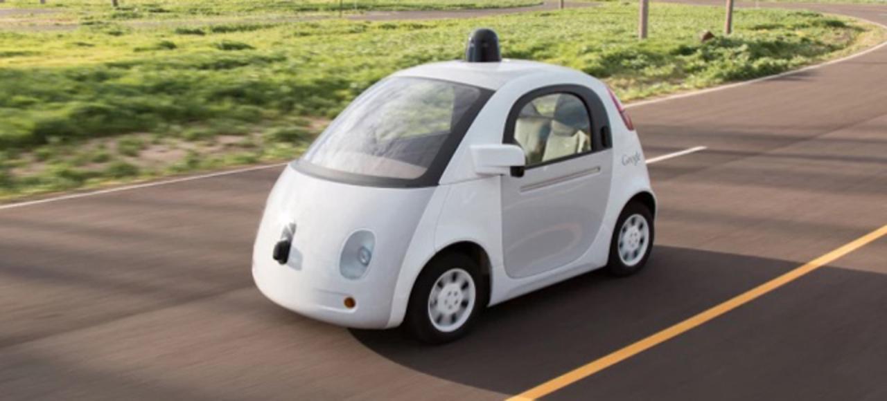 グーグルが自動運転車の内装を公開。未来のクルマの内装はこうなる?