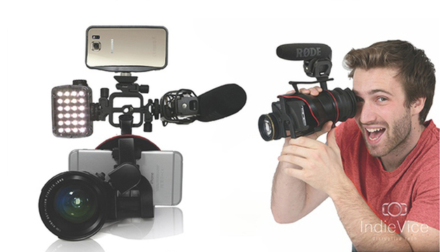 あなたのスマホを本気撮影機材にパワーアップ!