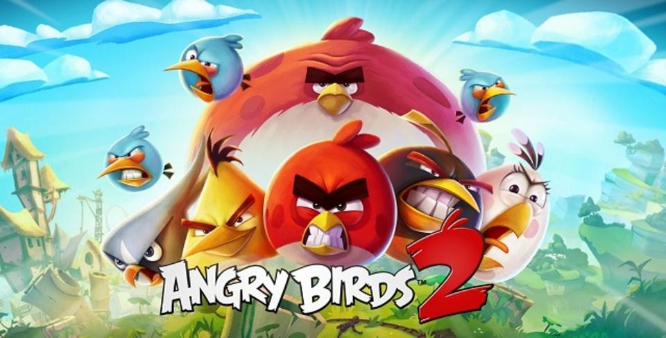「Angry Birds 2」出ました(追記あり)