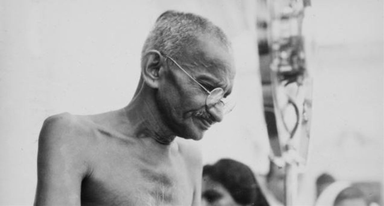 ガンジーが言ってない「ガンジーの名言」7つ