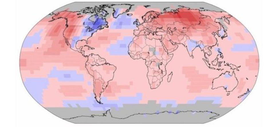 2015年は観測史上いちばん暑い夏になるらしい