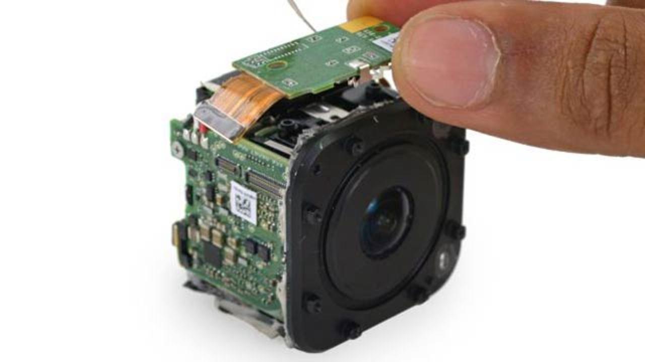 新GoProカメラ、キューブの中身はどうなってるの?