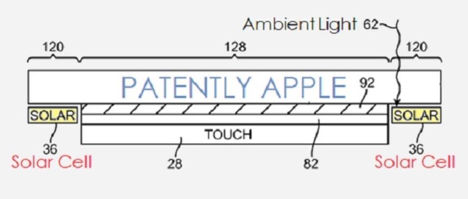 アップルの新特許はソーラー充電iPhoneを実現するかも