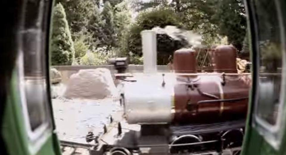 インドア派GoPro、鉄道模型で本格映像