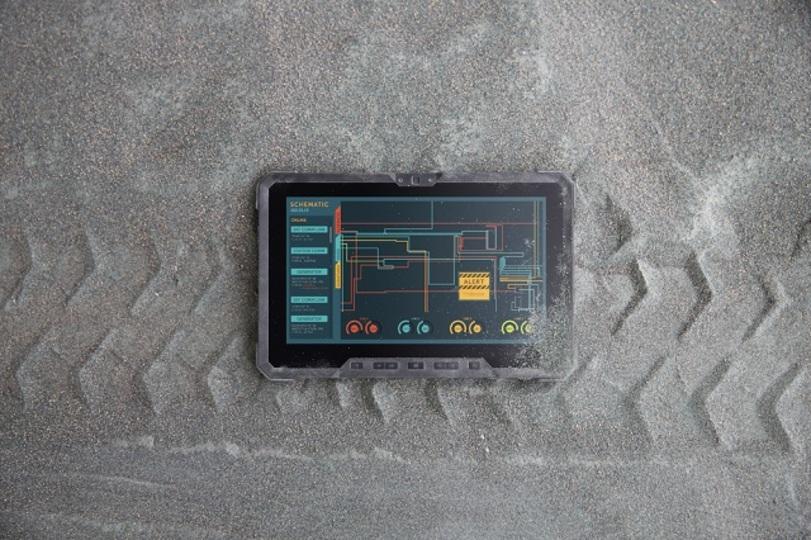 これは欲しい! Dellのゴツイ高耐久タブレット「Latitude 12 Rugged Tablet」がデビュー