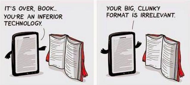 紙の本、まだ買ってますか?