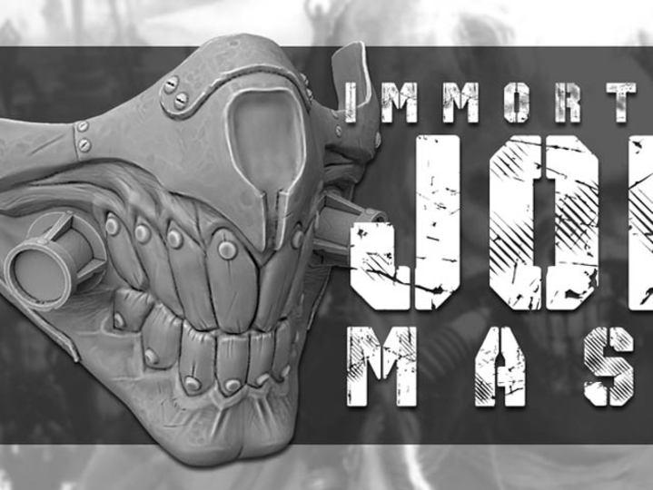 マッドマックスのあのマスク、3Dプリントデータが公開