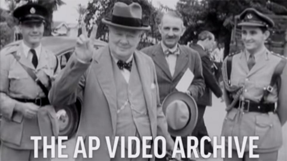 YouTubeで120年分の歴史が見られます