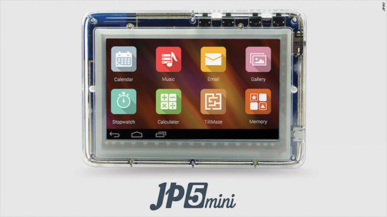 受刑者向けのタブレット「JP5mini」ってどんなもの?