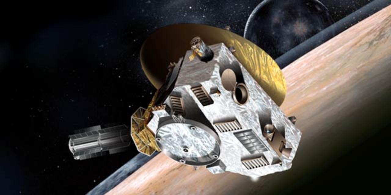 いつかそこに着陸する日を夢見て…。探査機の冥王星接近は調査の第1歩
