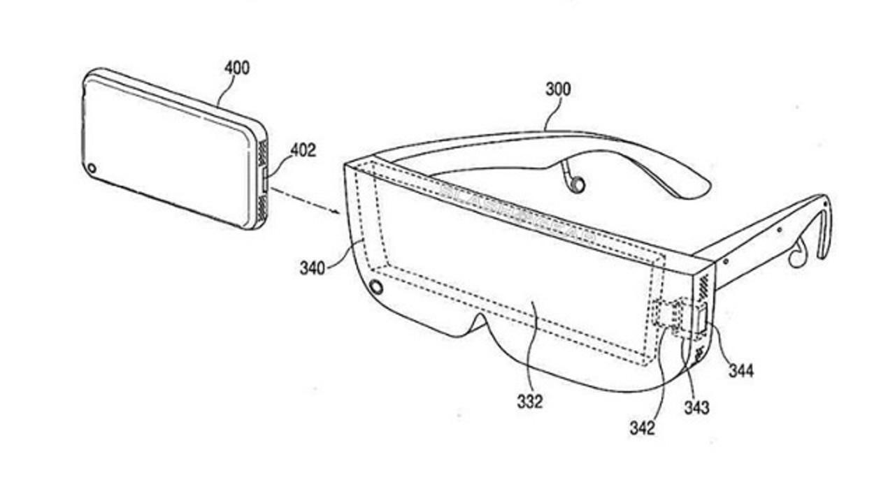 アップル、iPhoneやiPodを使うVRゴーグルの新特許を申請
