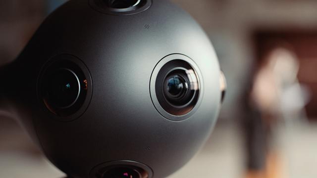 VR市場に飛び込んだノキア、プロフェッショナル向け360度カメラ「OZO」を発表
