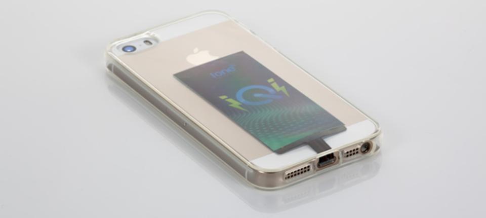 クアルコムの新技術がiPhoneの無接点充電を可能にする?