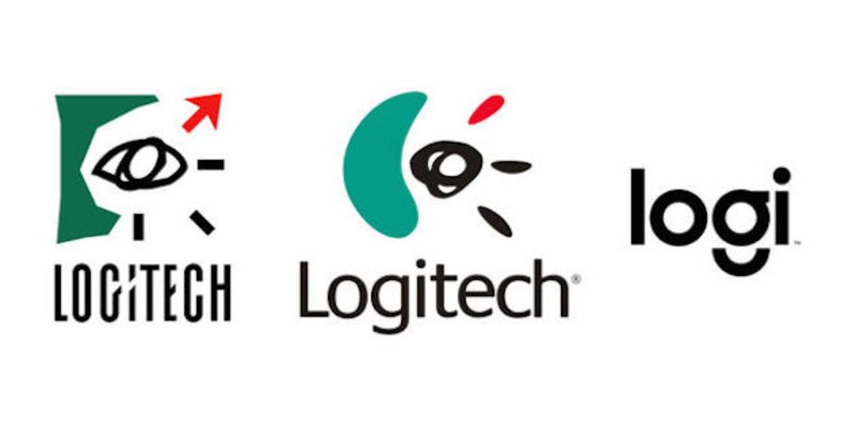 Logitechのロゴから紐解く、テクノロジーと人間のかかわり