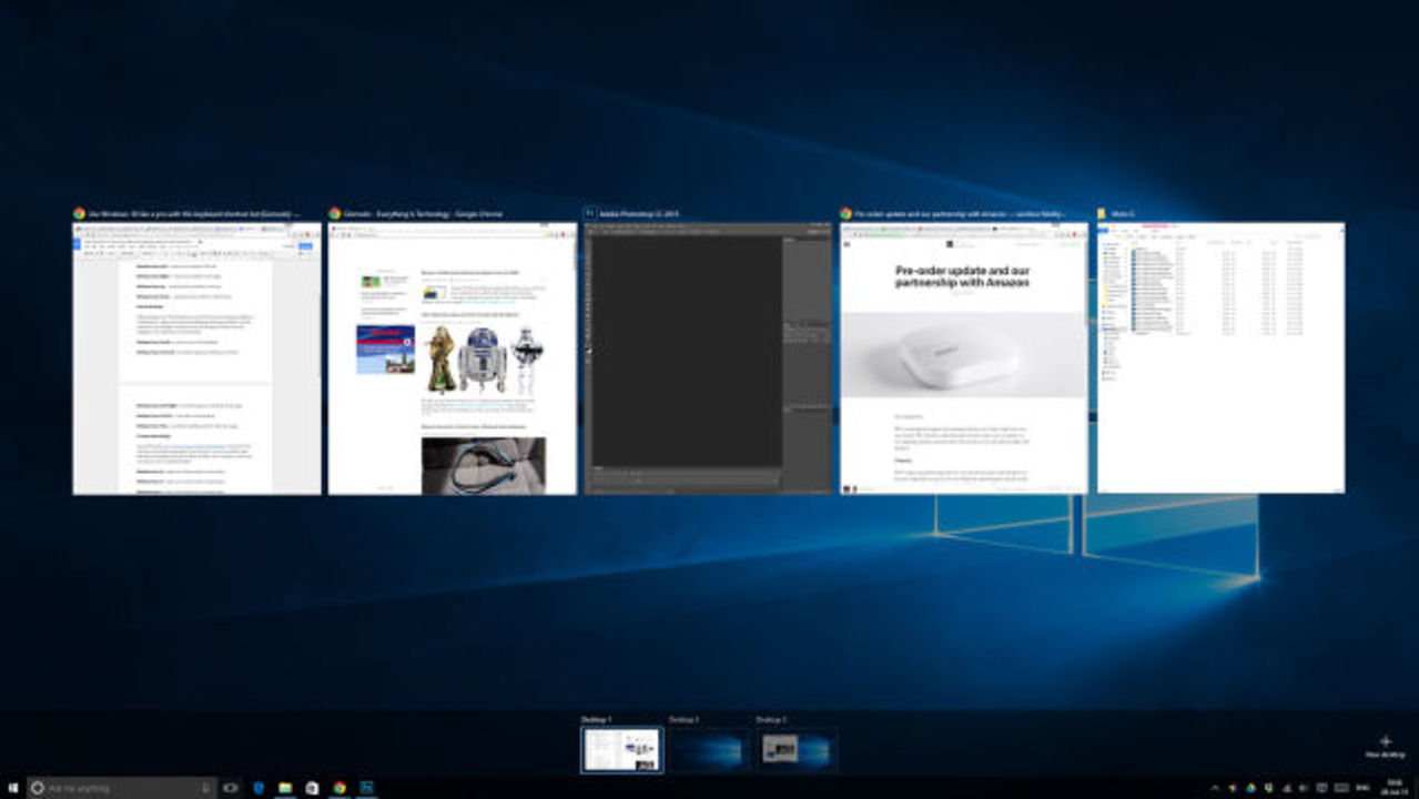 使いこなせる? Windows 10のショートカット大特集