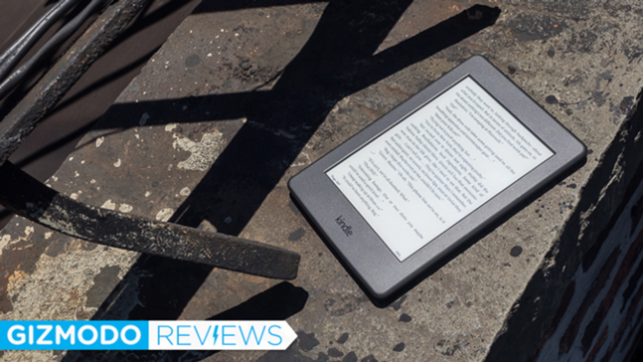 Kindle Paperwhite(2015) レビュー:今買うべき電子書籍リーダーだ