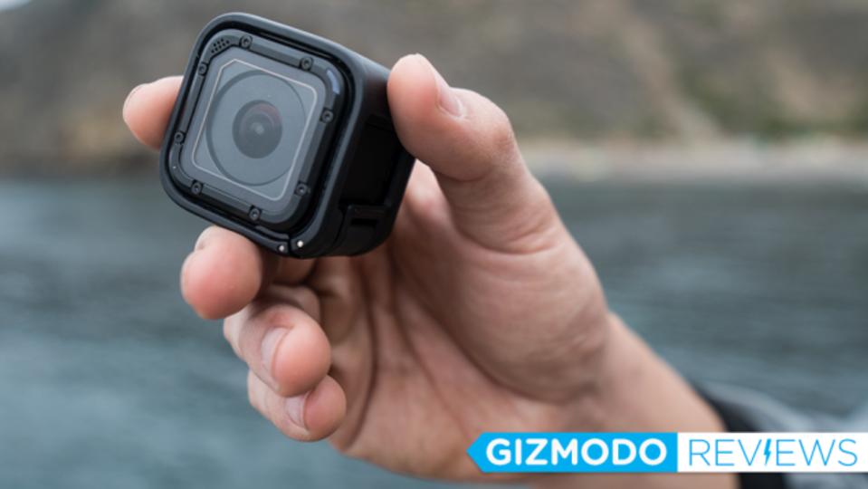 小さなキューブになった「GoPro HERO4 Session」レビュー