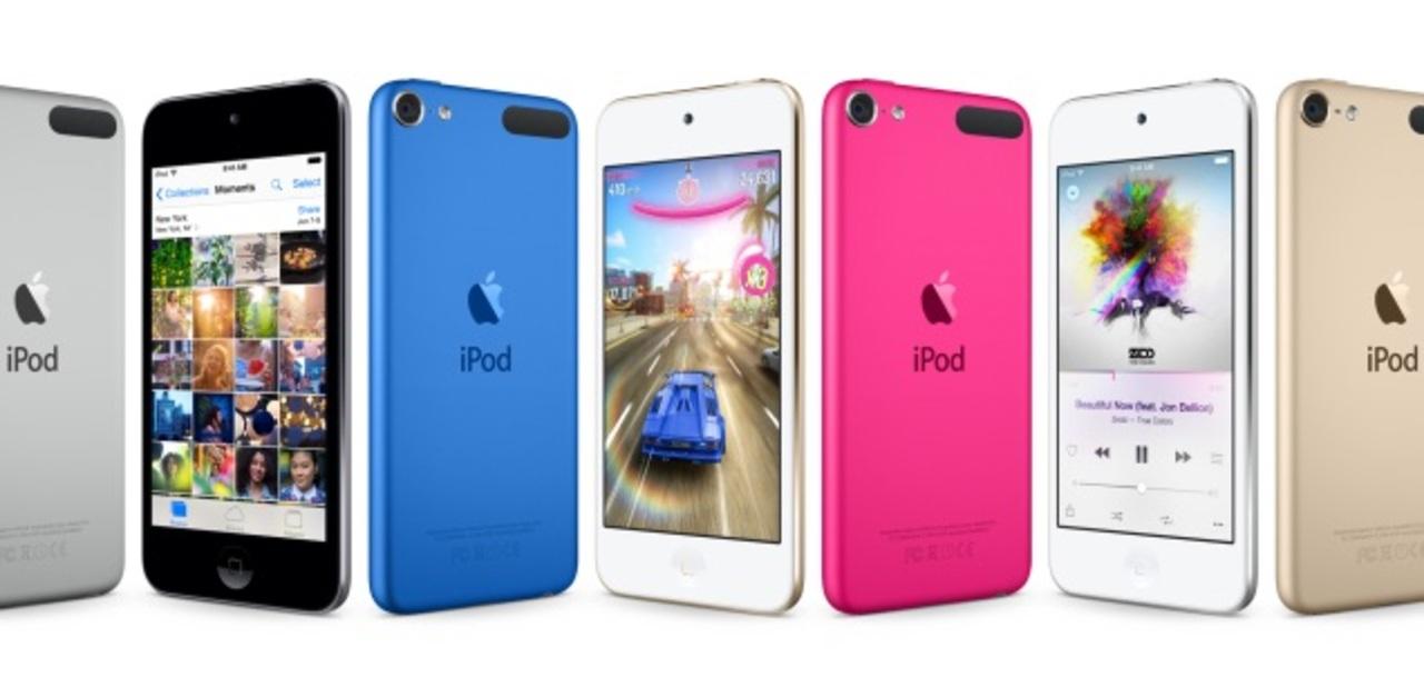 お待たせ、新型「iPod touch」登場! 8MPカメラ、A8チップ、Apple Musicにも対応
