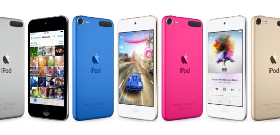 新iPod touchは傑作アップデートだ…iPhone 5cの失敗を吹き飛ばす英断に