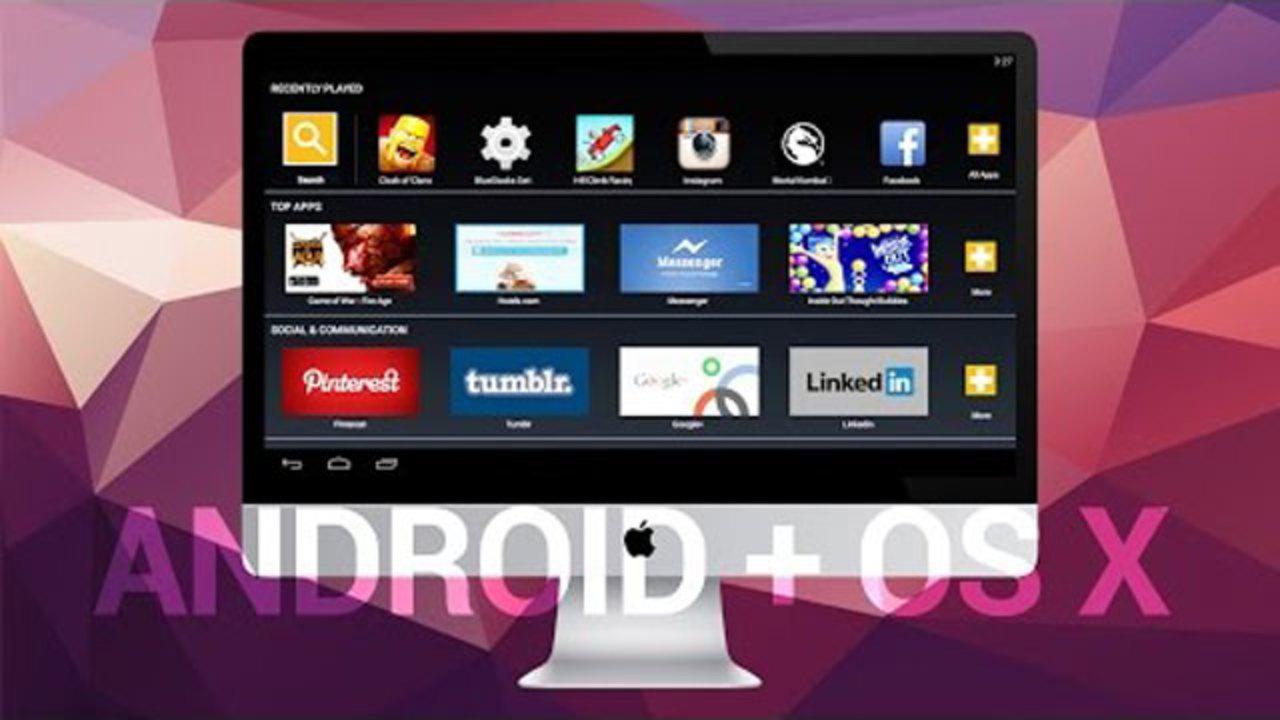 そのAndroidアプリ、全部Macで動かせます