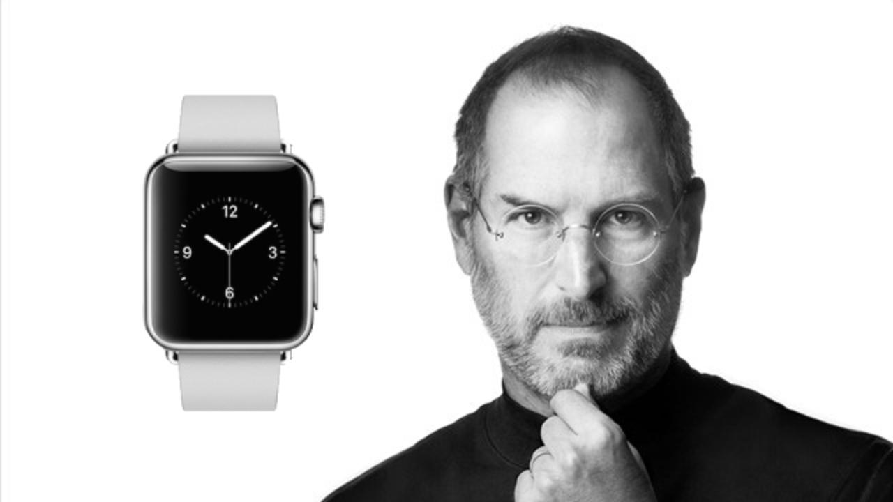 もしスティーブ・ジョブズがApple Watchをプレゼンしたらこうなる