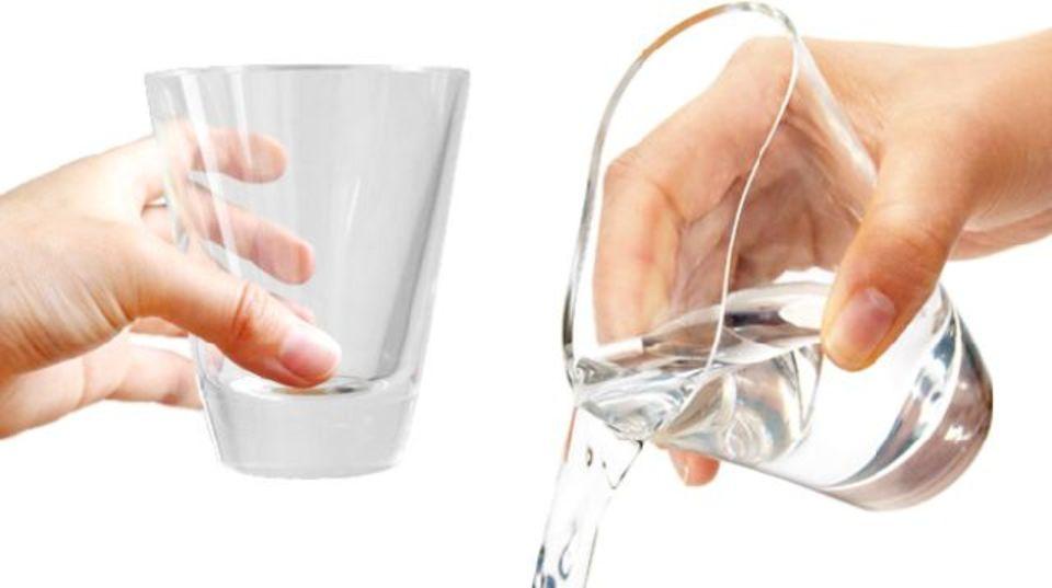 ガラスのような透明感! シリコーン製グラス「Shupua」