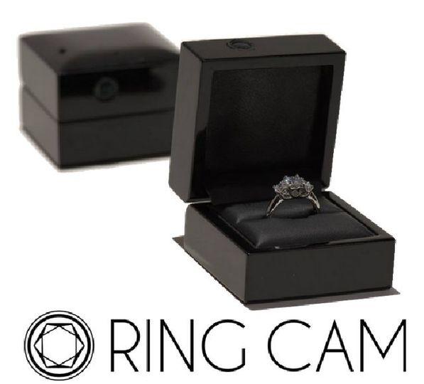 将来、夫婦のすれ違いを修復してくれるかも!?「Ring Cam」