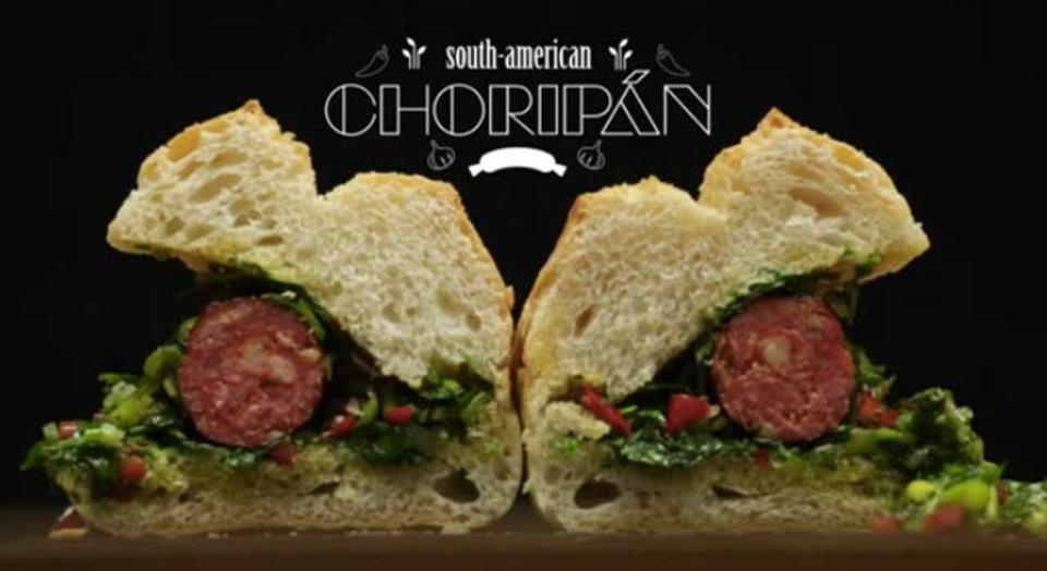 休日はこんなのいかがでしょう、世界のサンドイッチ13種