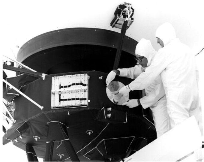 38年前に宇宙へ飛び立った「地球の音」が公開される