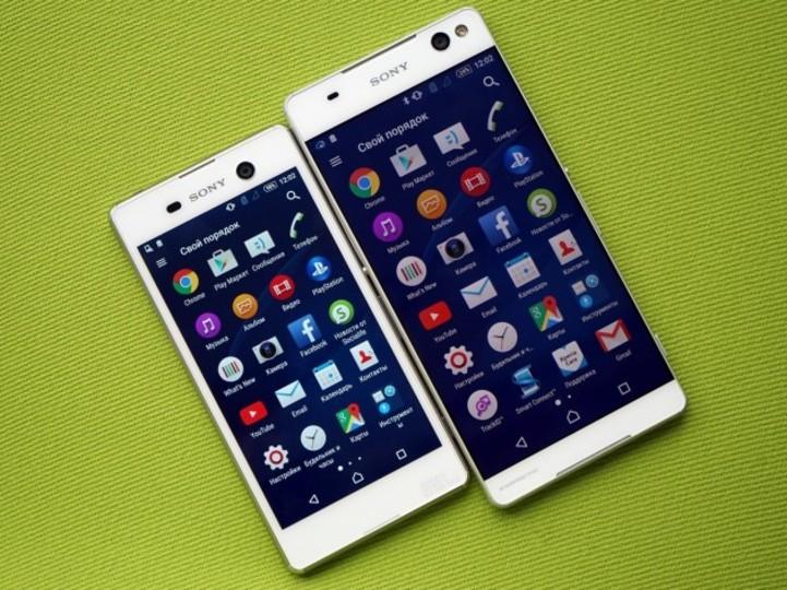 あ、これ欲しい。Xperia C5 UltraとXperia M5の画像リーク