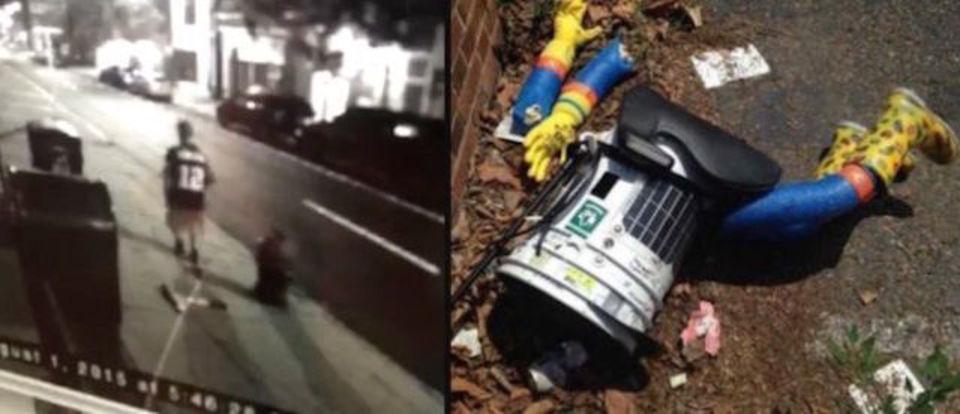 ヒッチハイクしてたら破壊されたロボット「hitchBOT」くん、最期の映像はニセモノだった