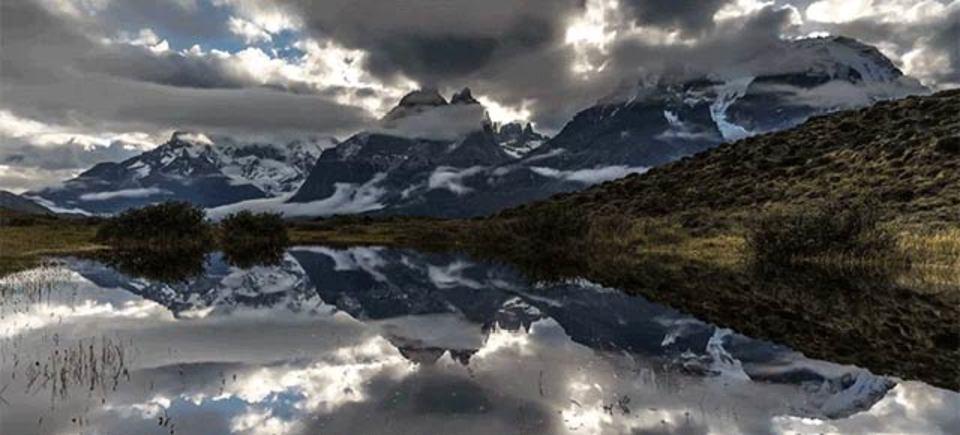 自然に勝る美しさはないよ。パタゴニアの8Kタムラプス動画