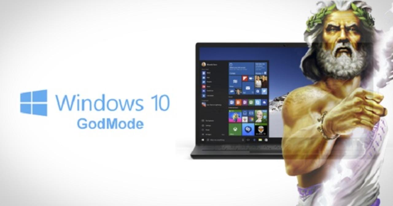 新世界の神になる裏ワザ「GodMode」をWindows 10で使う方法