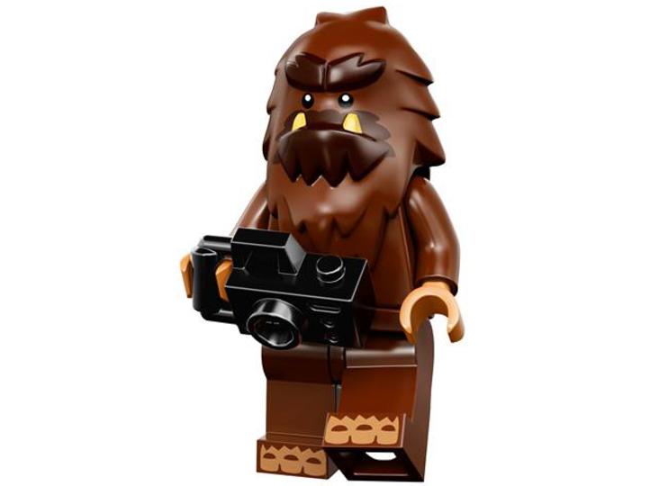 今度はチャーミングなモンスターだらけ! レゴのミニフィグから新シリーズ登場